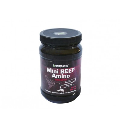 Mini BEEF Amino tablets